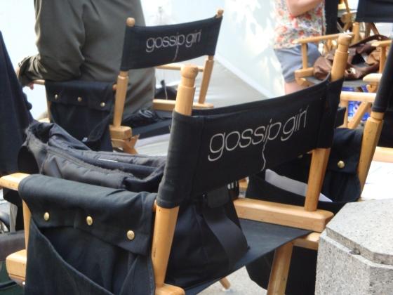 gossip girl on location